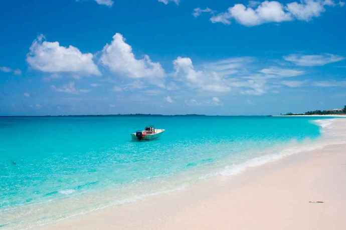 as praias mais bonitas do mundo Cabbage Beach, Paradise Island