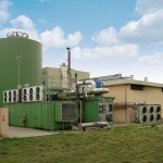 ACEA Polo Ecologico - cogeneratori