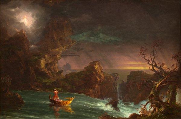 Biographie et œuvre de Thomas Cole (1801-1848)