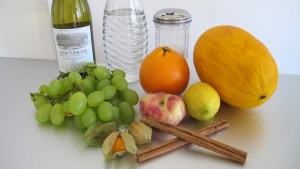 Zutaten für Chilenischer Sangria