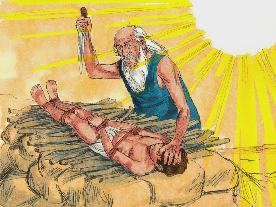 Abraham and Issac