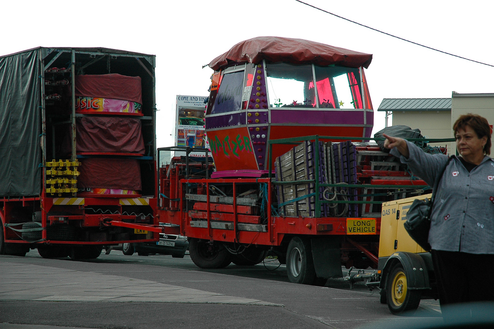 Ireland Carnies Coming To Town