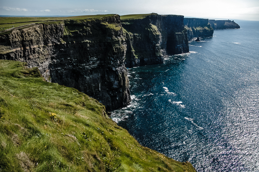 Ireland, Cliffs Of Moher