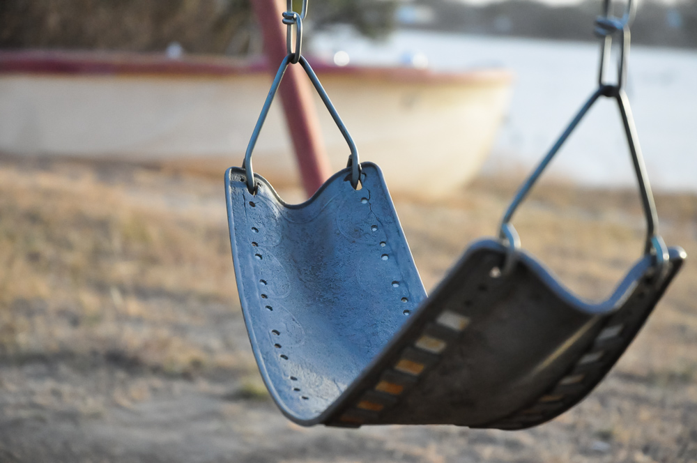 Swingset Unattended