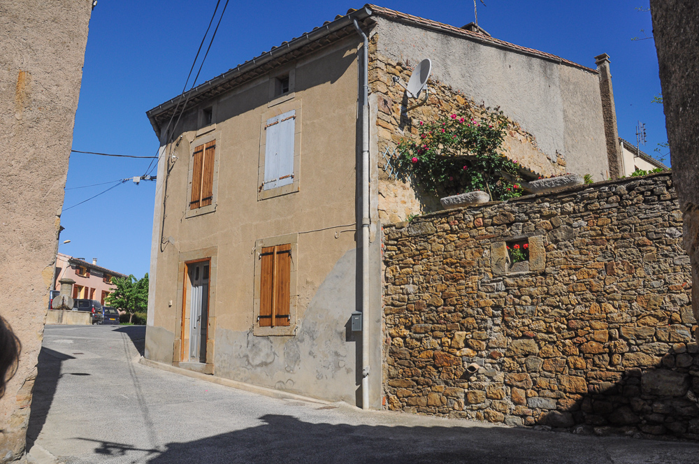 Brick House Rural France