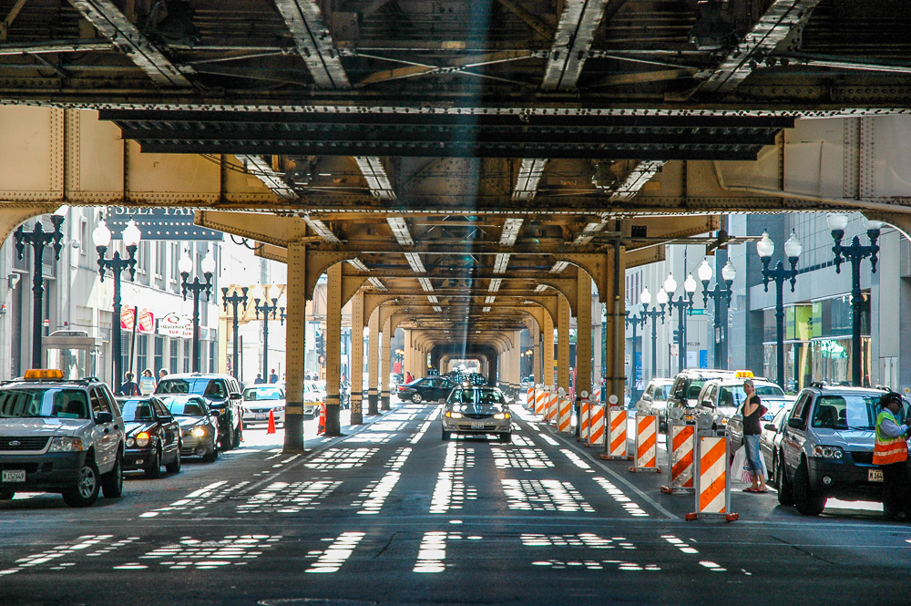 Under The L - Chicago