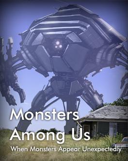 Photo Portfolio - Monsters Among Us