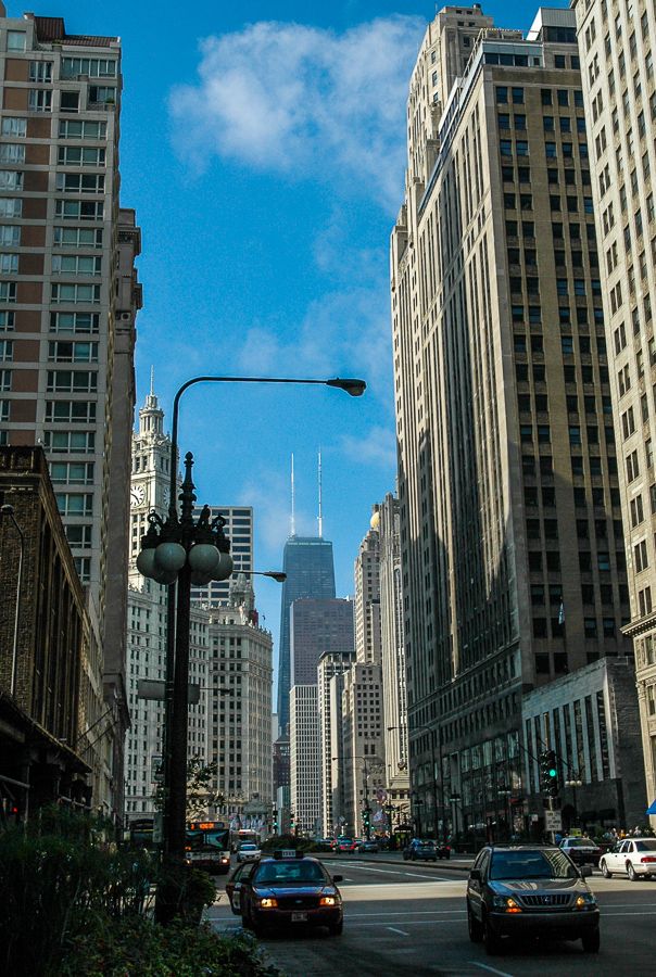 Chicago, Sky, Sears Tower