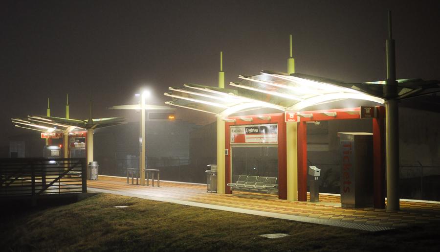 Urban Fog Crestview Station Austin, Texas