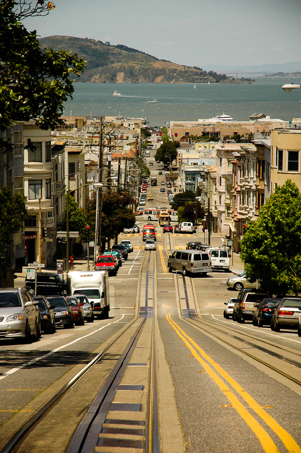 San Francisco Street - Perspective - Bay