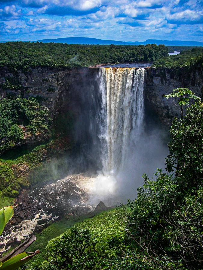 Guyana, Kaieteur Falls