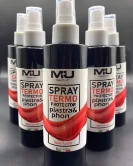 Spray termo protettore MU MAKE UP