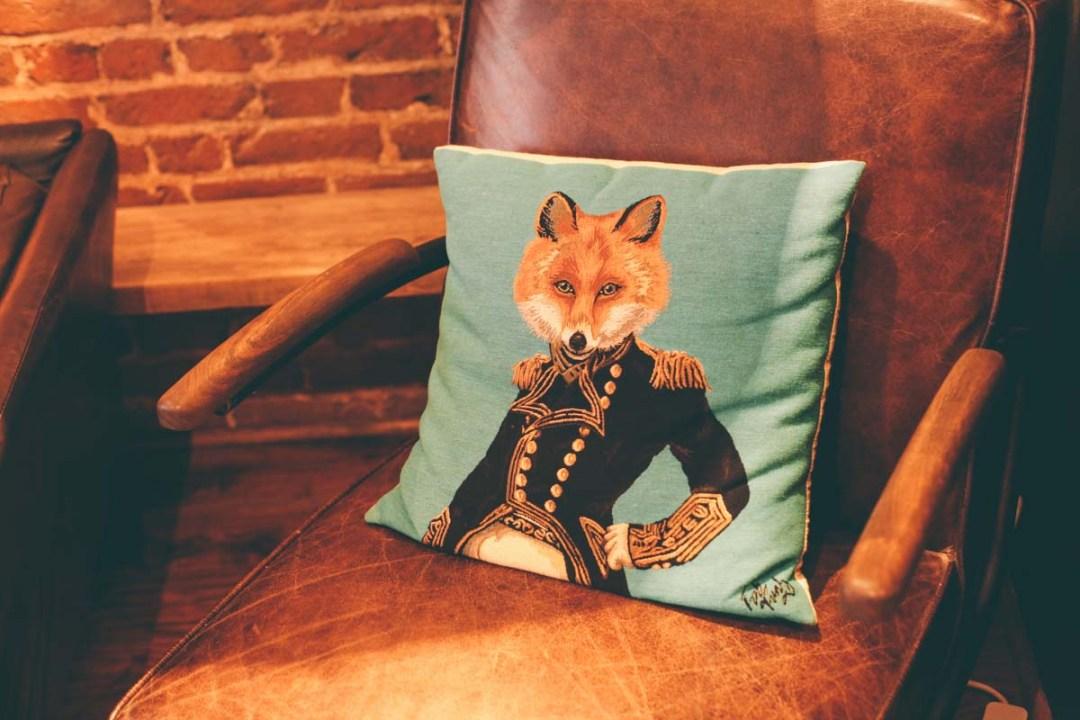 Londres - Fox