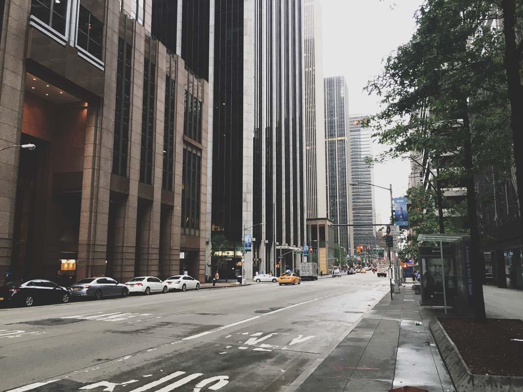 new-york trip street