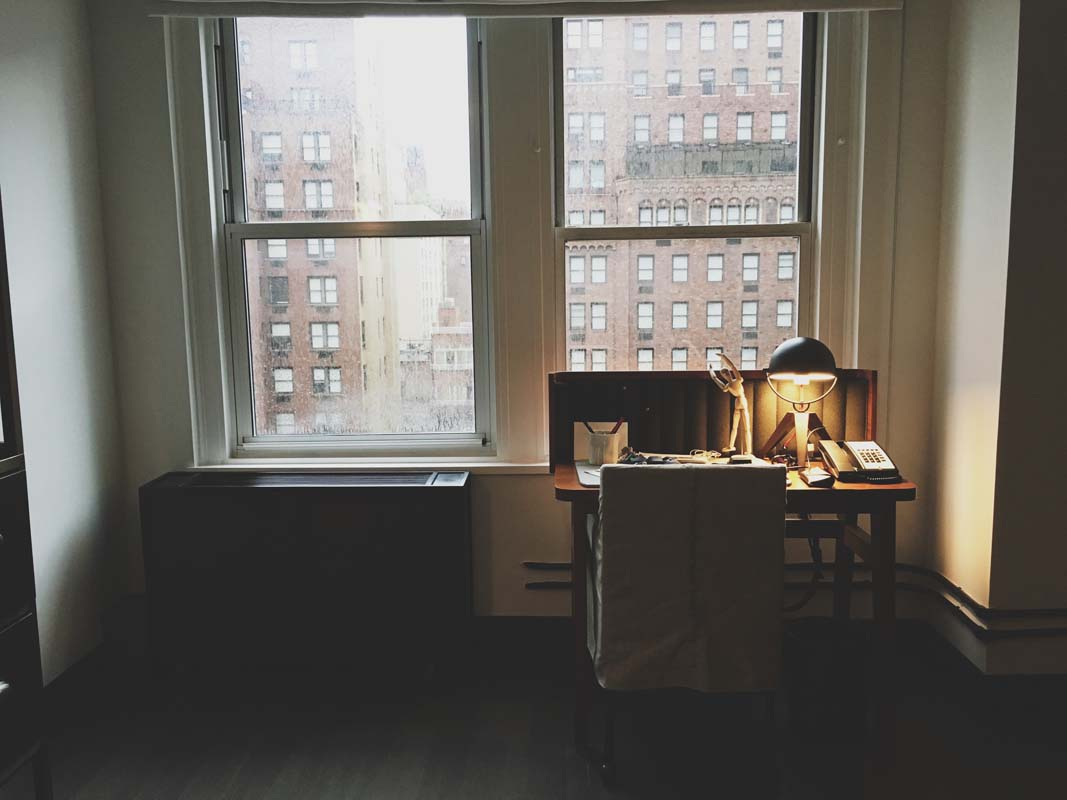 new-york trip room