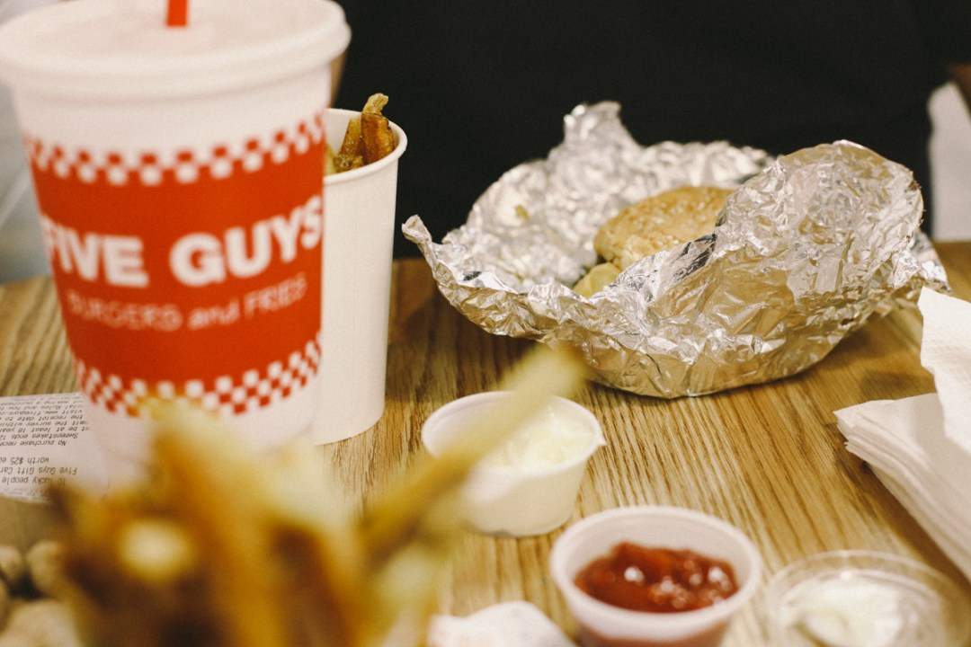 New York City Five Guys