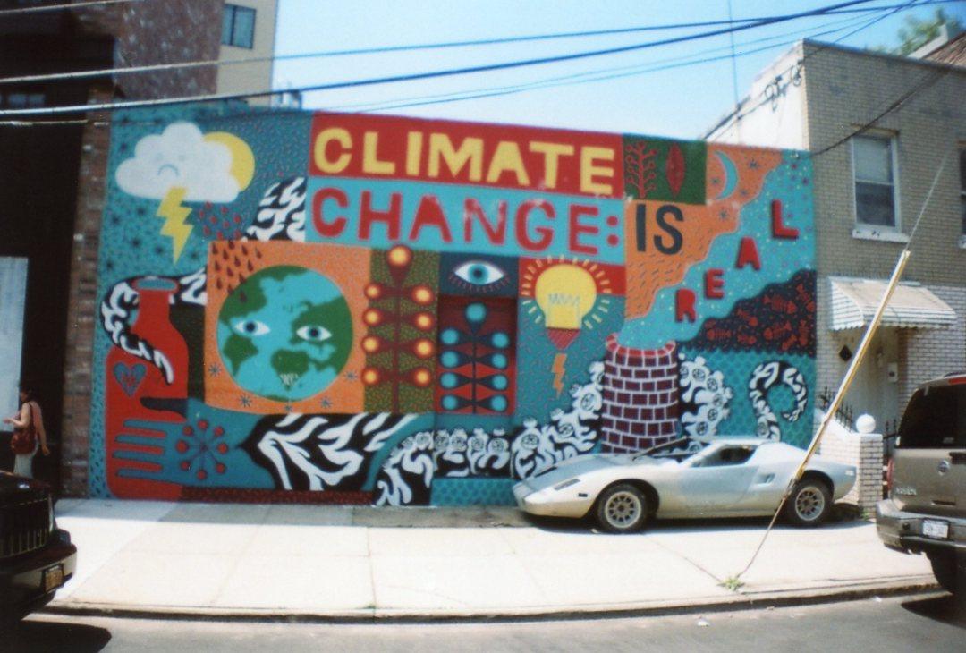 NYC street art sardina