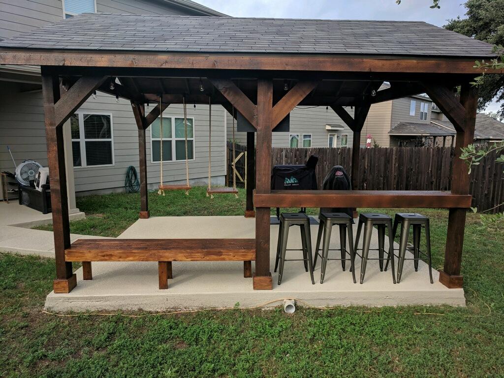 patio san antonio deck builders