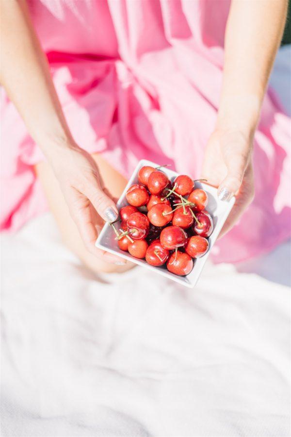 Juicy BC Cherries