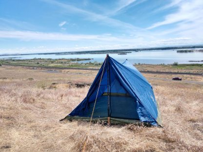 two person backpacking tent