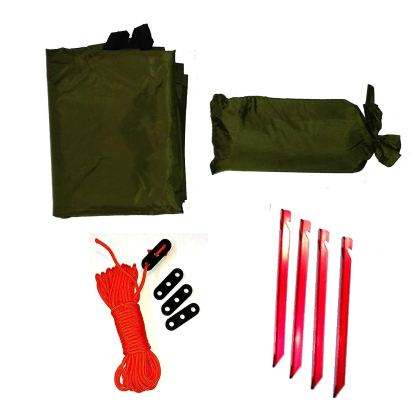 backpacking ground cover kit