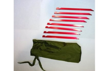 backpacking tent stakes