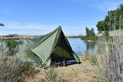 Trekker Tent 1V - One man backpacking tent