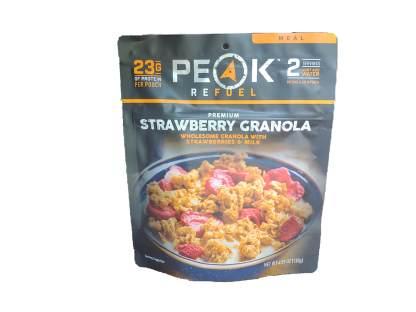 Granola - Peak Meal