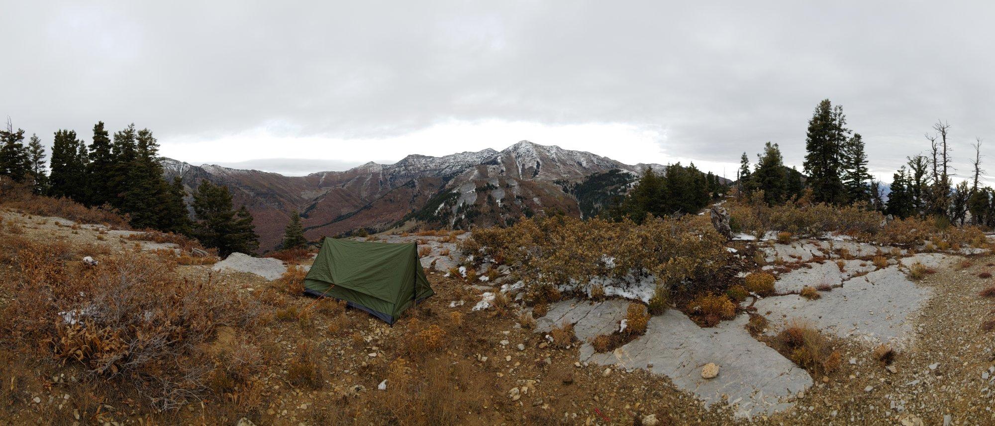 Trekker Tent 2.2 Banner