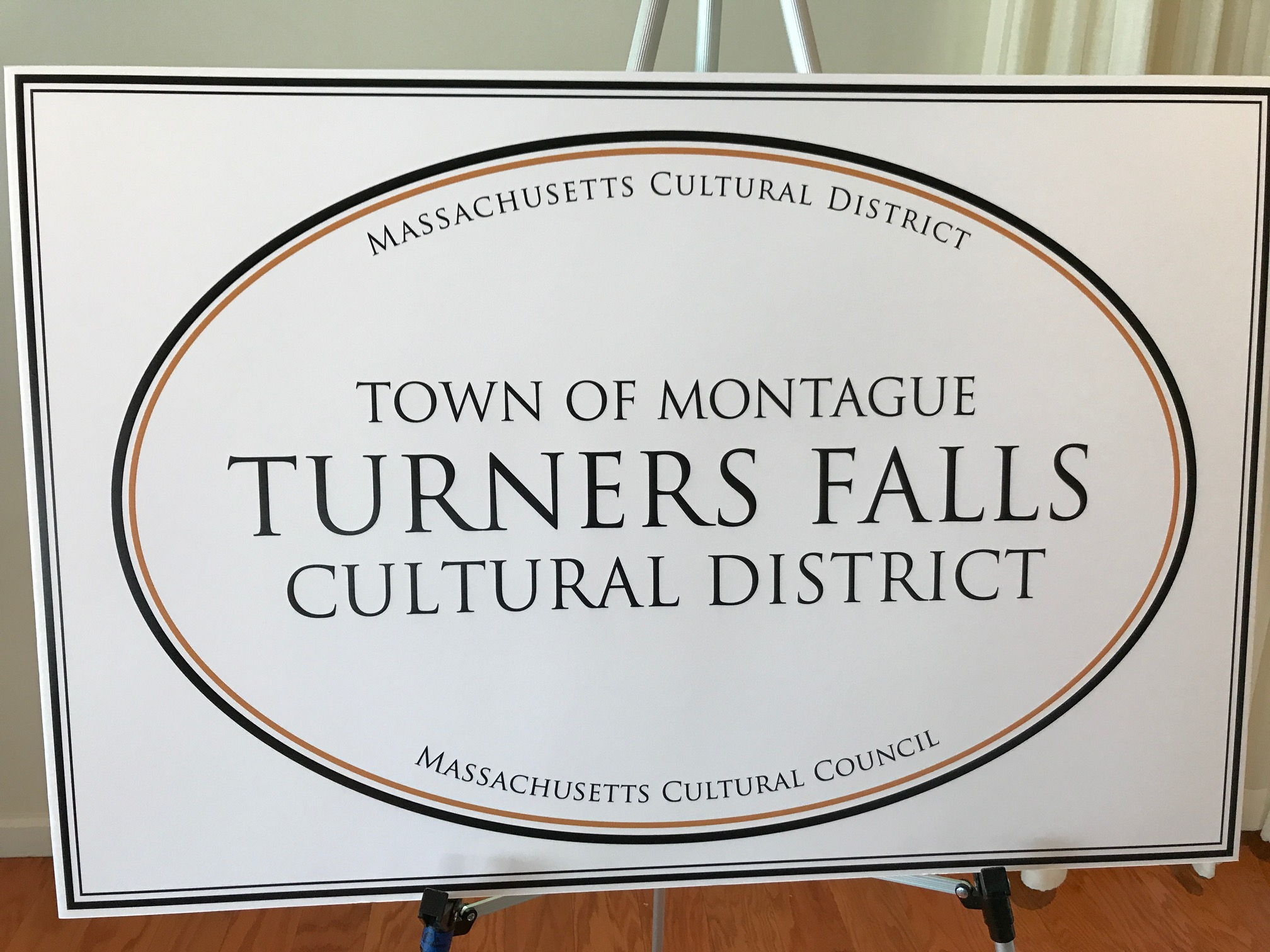 Image of the Turners Falls Cultural District Award
