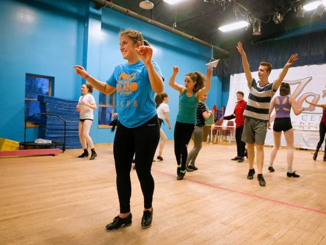 Ja'Duke tap dancing lessons
