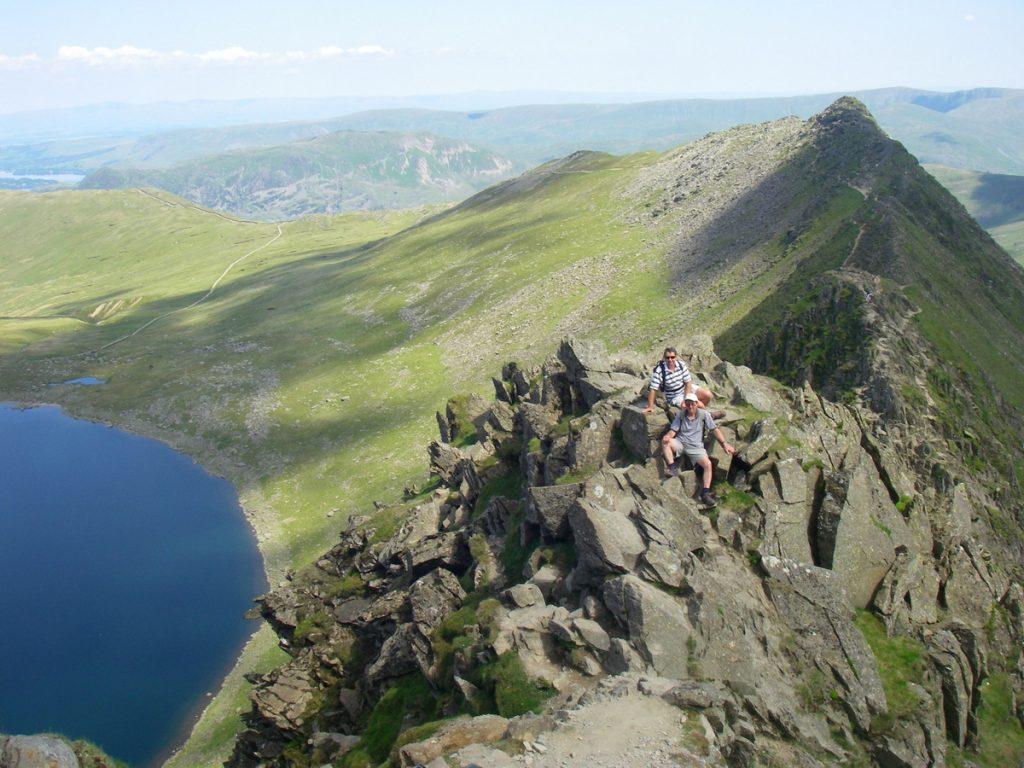 Lake District Scrambling