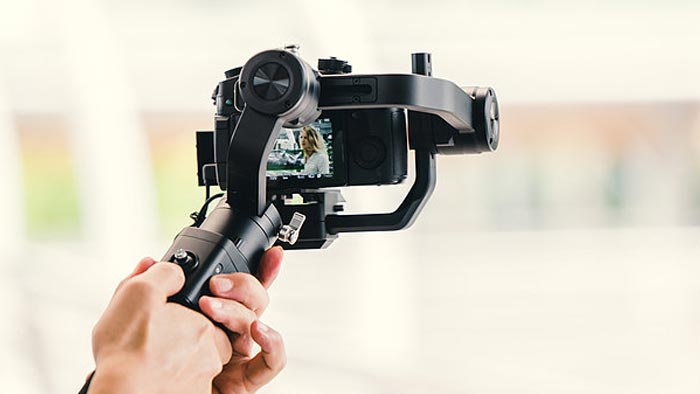 How Does Gimbal Help in Reducing the Shaking in The Videos