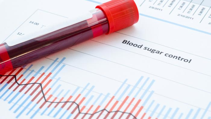 What organ regulates blood sugar levels