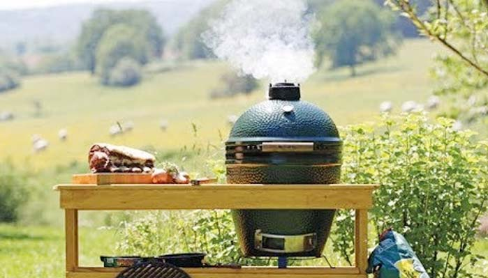 Why We Choose This Big Green Egg