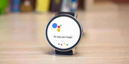Use Smartwatch Google Voice