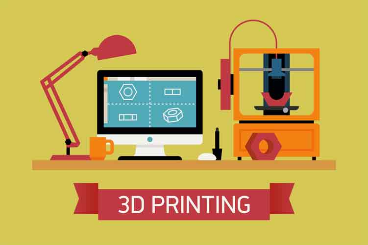 What Materials are used in 3d Printers?