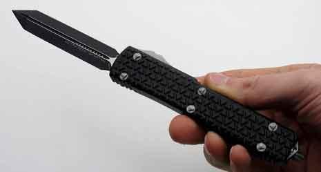 Ultratech knife