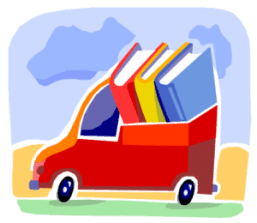 Image result for library home delivery service
