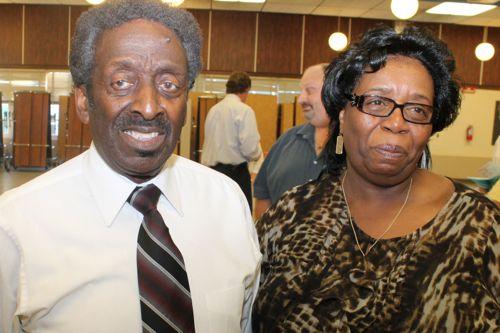Carl and Rose James