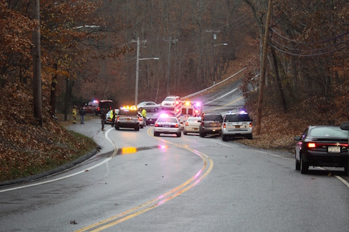 Mastic Beach man killed in Baiting Hollow crash