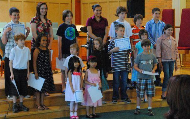 River Heights School of Music Recital 2