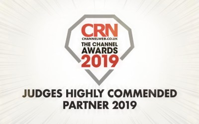 Riverlite awarded 'Judges Highly Commended' partner at CRN Awards!