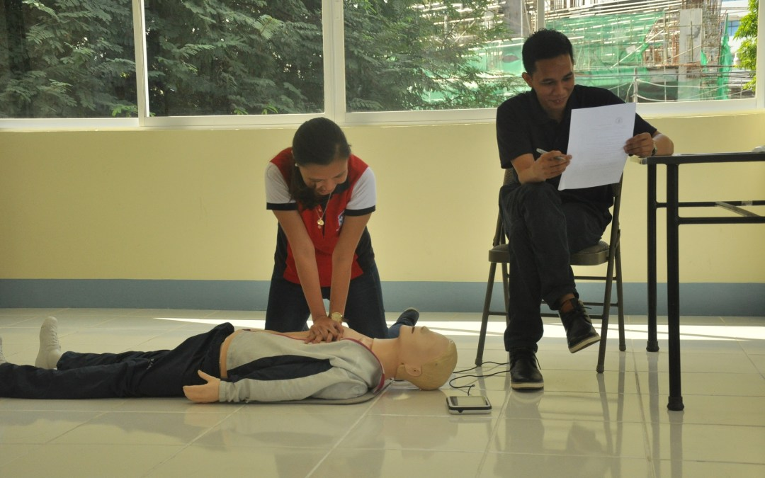 Basic Life Support Training for Nurses