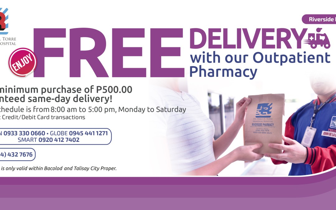 RMCI-FREE DELIVERY!