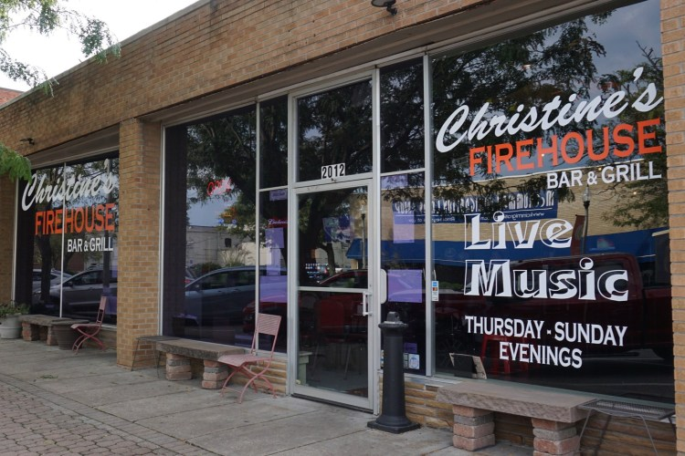 Christine's Firehouse exterior