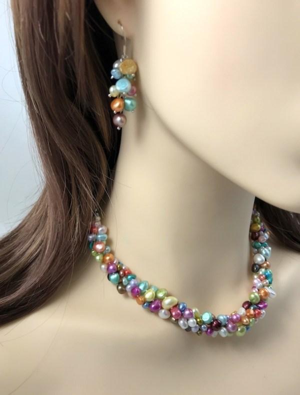 Summer pearl set