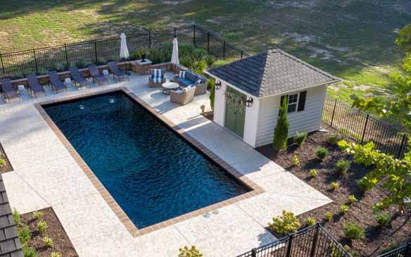 should you get a concrete pool deck