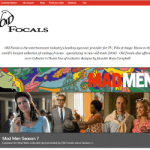 OldFocals.com homepage screenshot