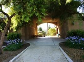 RV Park Breezeway